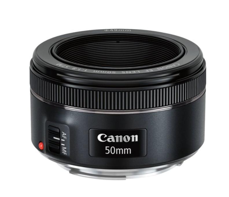 Canon - EF 50mm f/1.8 STM Standard Lens