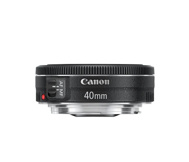 Canon - EF 40mm f/2.8 STM Standard Lens